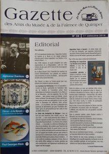 Gazette n°38