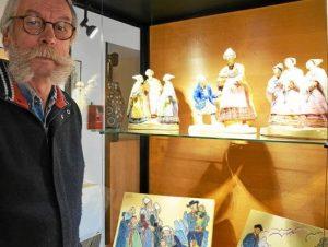 Exposition du Musée et de la Faïence de Quimper 2016 - Les femmes et les enfants d'abord...