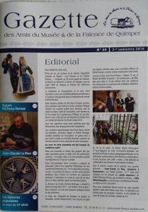 Gazette n°39