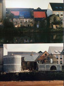 construction du musée de la faïence de Quimper