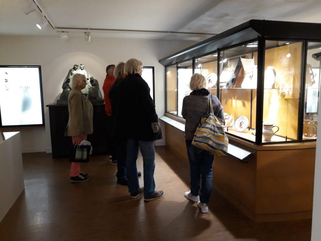 Le samedi 16 septembre 2017 au Musée de la Faïence de Quimper.