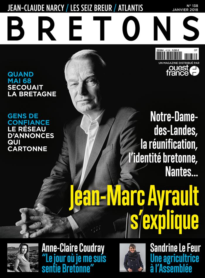 Couverture Bretons magazine 138.
