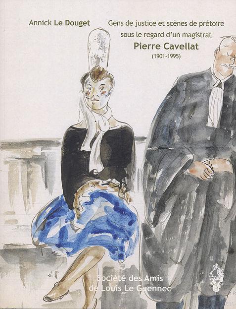 Couverture du livre d'Annick Le DOUGET