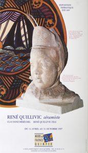 René Quillivic céramiste.