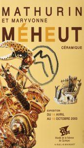 Mathurin et Maryvonne Méheut - céramique.