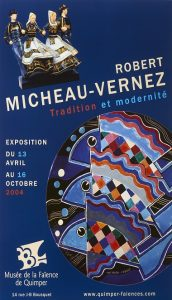 Robert Micheau-Vernez - Tradition et modernité.