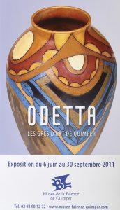 Odetta - Les grès d'art de Quimper.