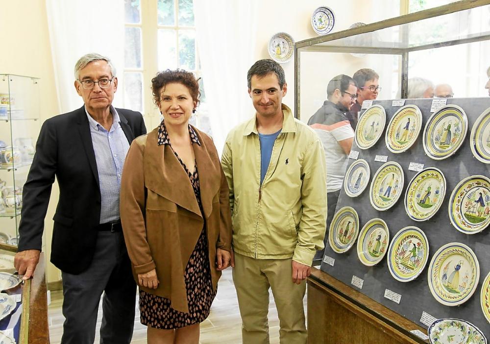 Exposition 2018 du Manoir de Kerazan à Loctudy - Photo le télégramme.