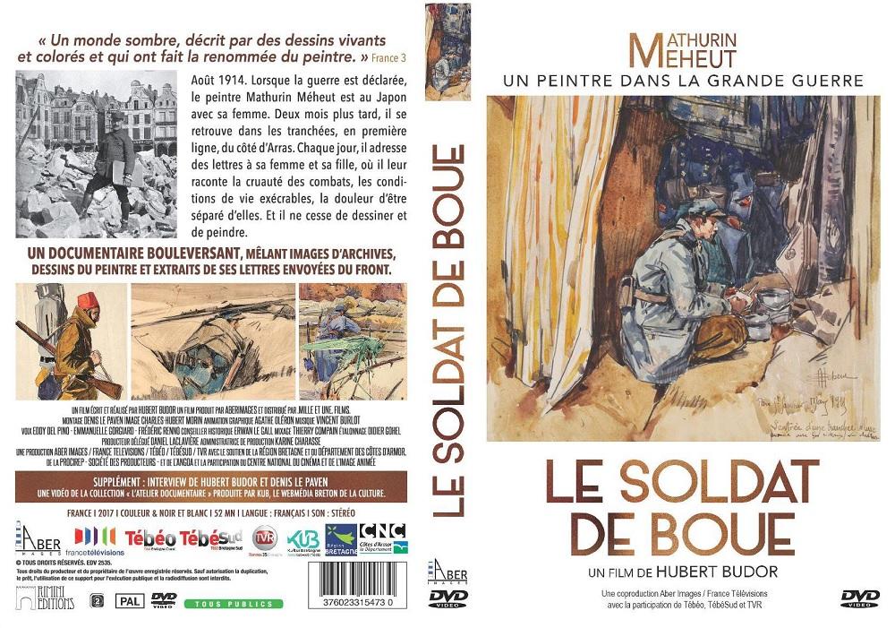 Les dessins de Mathurin Méheut pendant la Grande guerre - © Aber Images