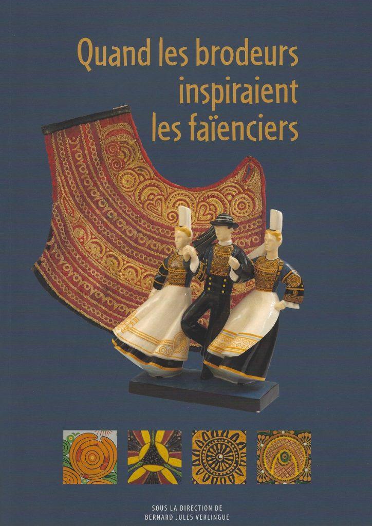 Catalogue 2019 - Quand les brodeurs inspiraient les faïenciers.