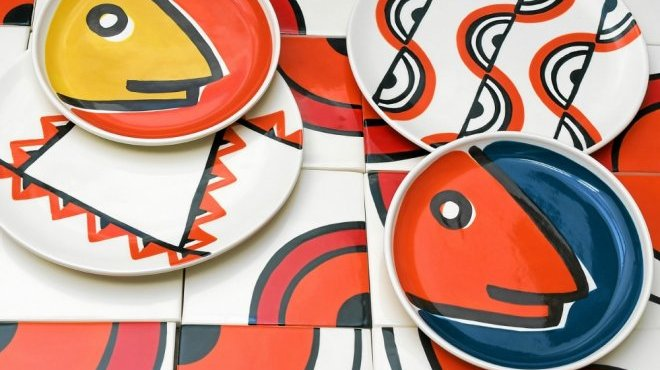 céramiques de Valérie Le Roux - Photo Mickaël Rannou.
