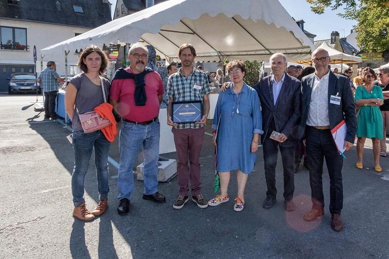 Festival de la céramique de Quimper - 1er prix à Mathieu Casseau.