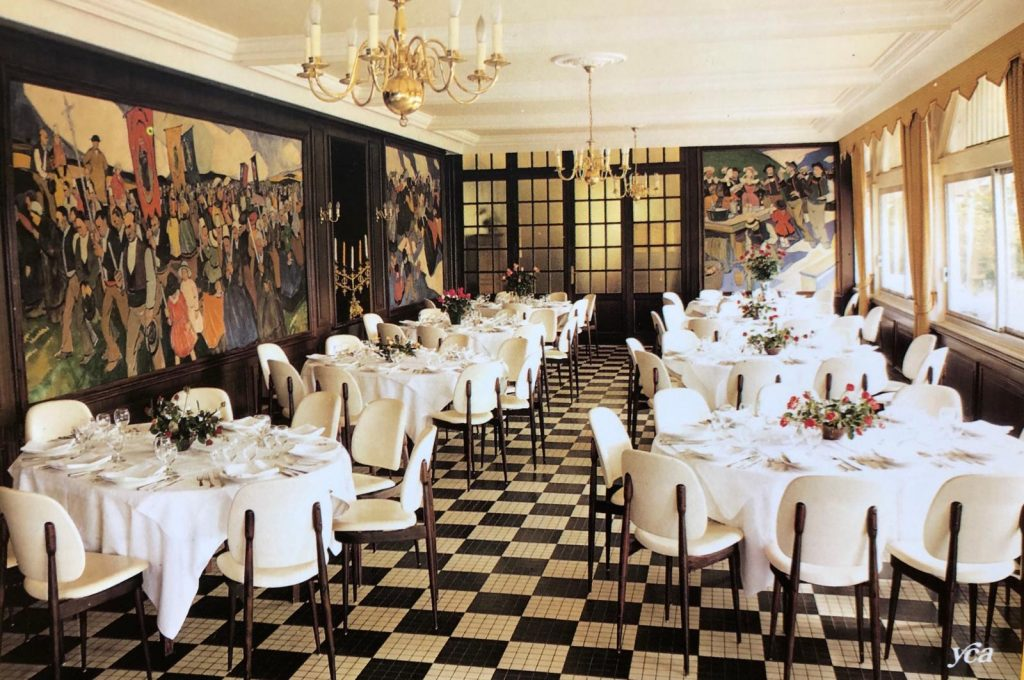 l'hôtel Ker-Moor de Bénodet