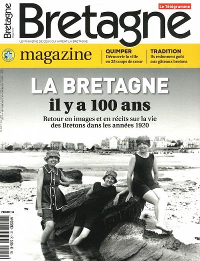 Couverture de Bretagne magazine