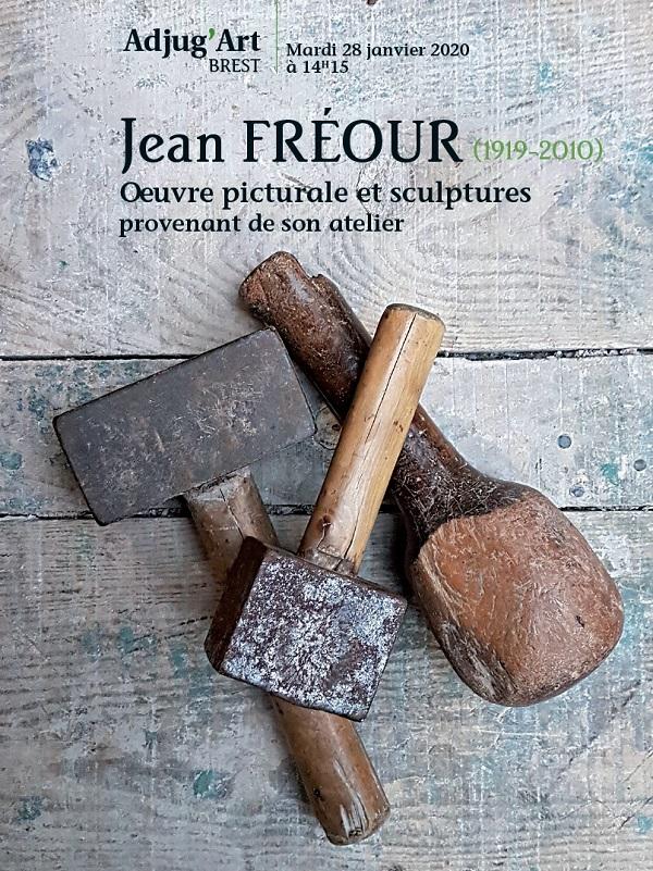 Vente Jean Fréour (1919-2010)
