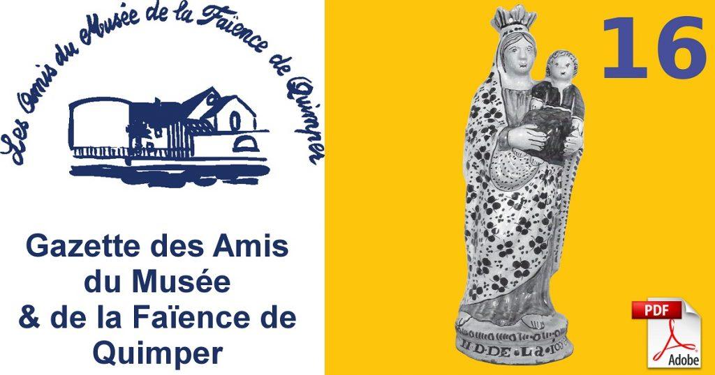 Notre Dame de la Joye, PPN - XVIIIème - Eloury Porquier