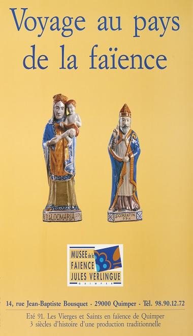 Vierges et Saints.