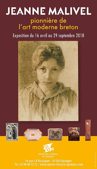 Jeanne Malivel, pionnière de l'art moderne breton.