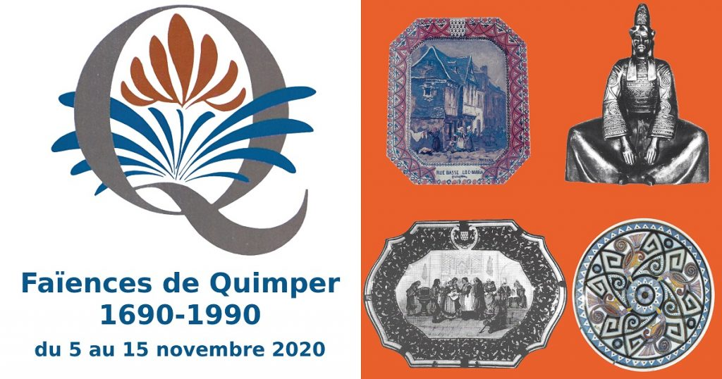 Association Faïences de Quimper 1690-1990