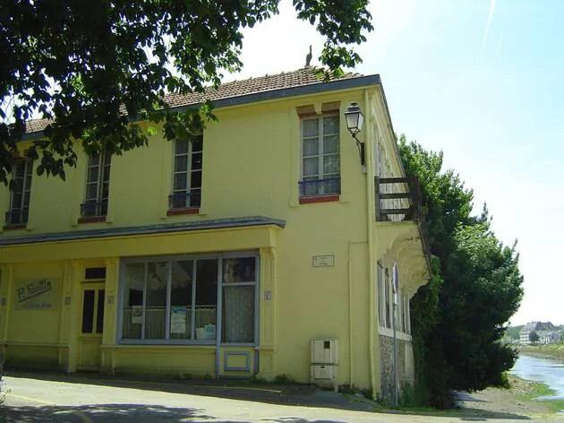 Maison Maurice Fouillen, place du Styvel.
