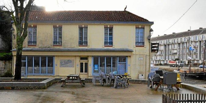 Maison Maurice Fouillen, place du Stivel.