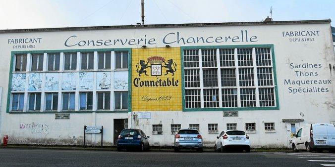 Conserverie Chancerelle à Douarnenez
