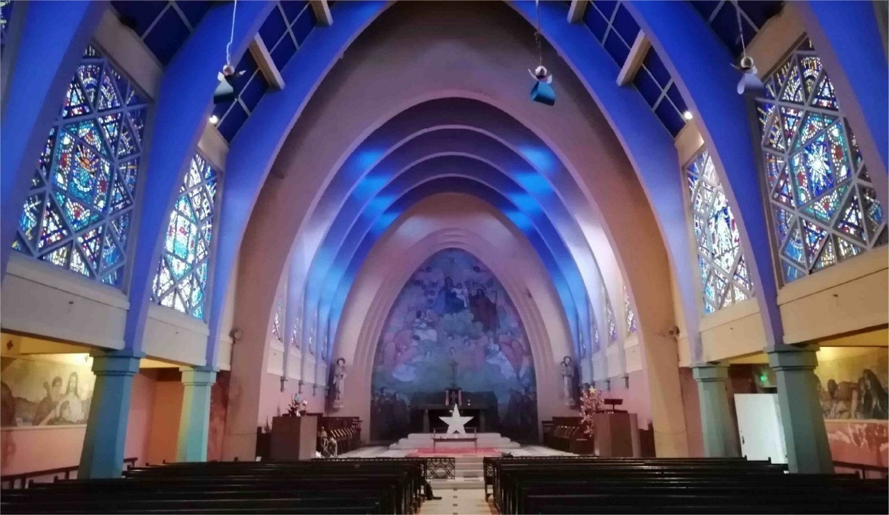 Chapelle du collège Saint-Joseph