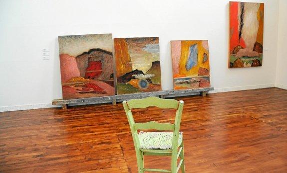 Atelier de Xavier Krebs