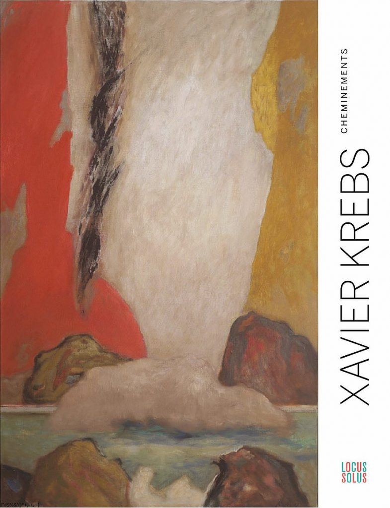 Xavier Krebs - Cheminements