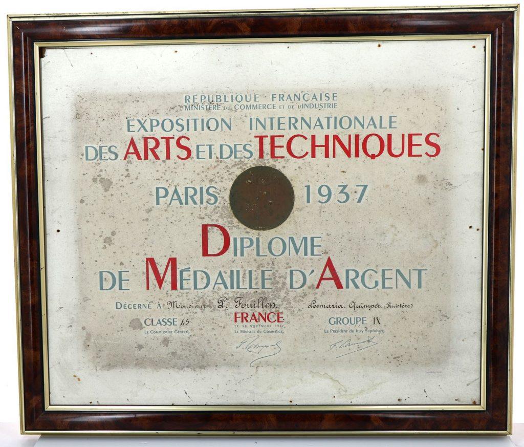 Exposition Internationale des Arts et des Techniques, Paris 1937