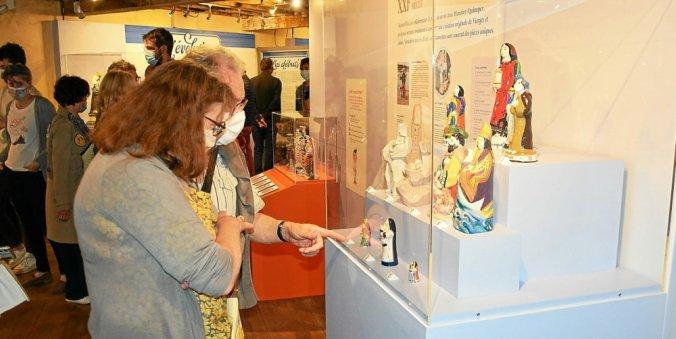 Vernissage exposition Sainte-Anne-d'Auray