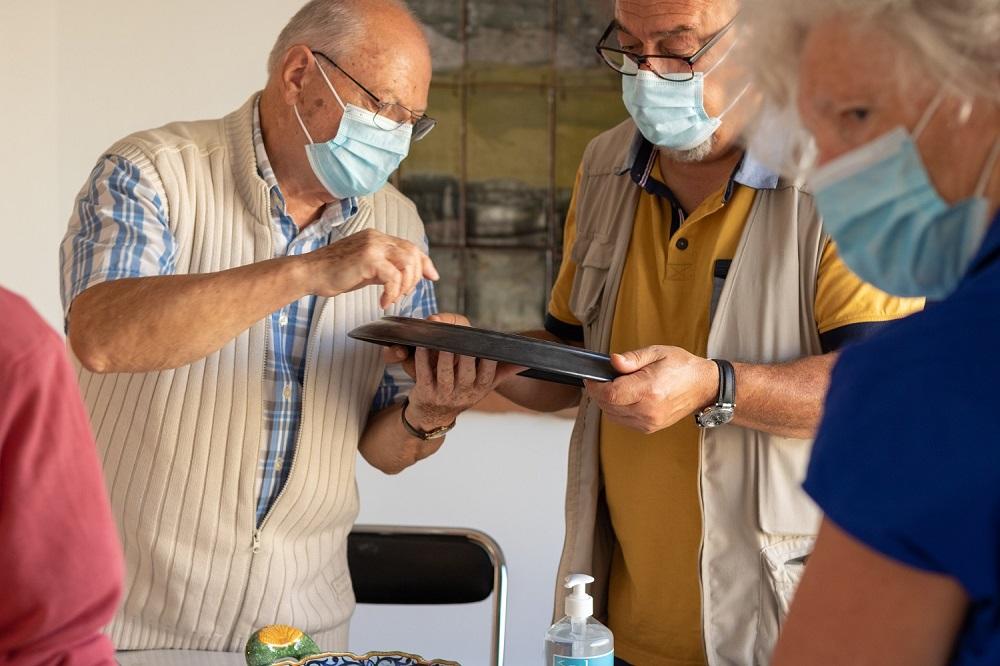 Paul Camio et Jean-Paul Alayse