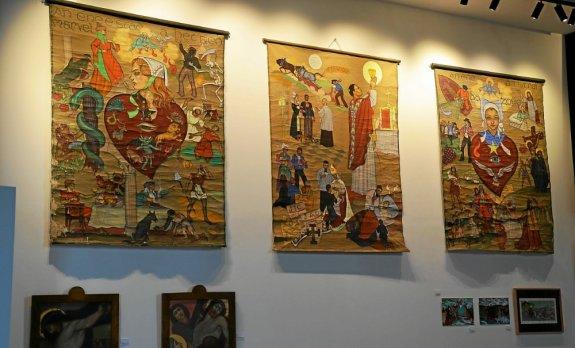 tableaux de mission, Xavier de Langlais