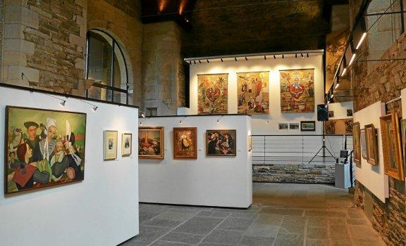 Exposition Xavier de Langlais