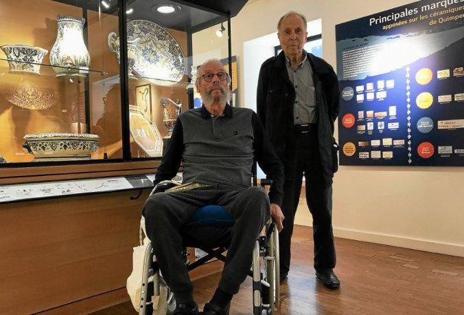 Bernard et Jean-Yves Verlingue