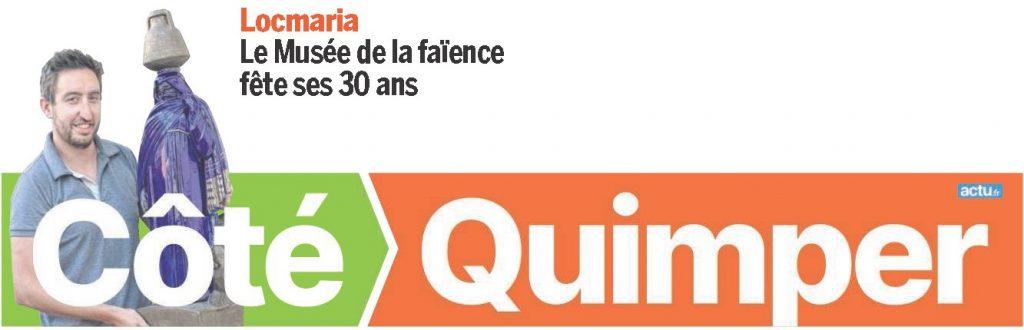 Côté Quimper, les 30 ans du Musée