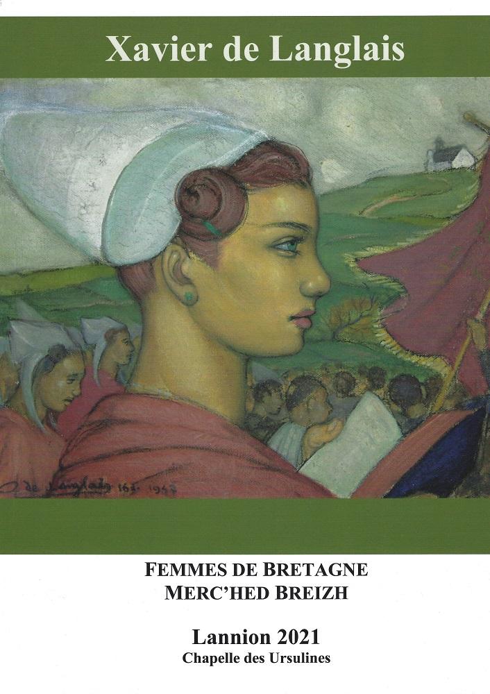 Catalogue Xavier de Langlais 2021